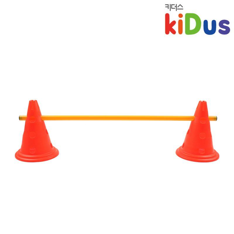 키더스 허들콘 시스템 30cm(낱개) 유아체육 학교 유치원 어린이집 축구 접시콘 칼라콘 라바콘 꼬깔콘 안전용품