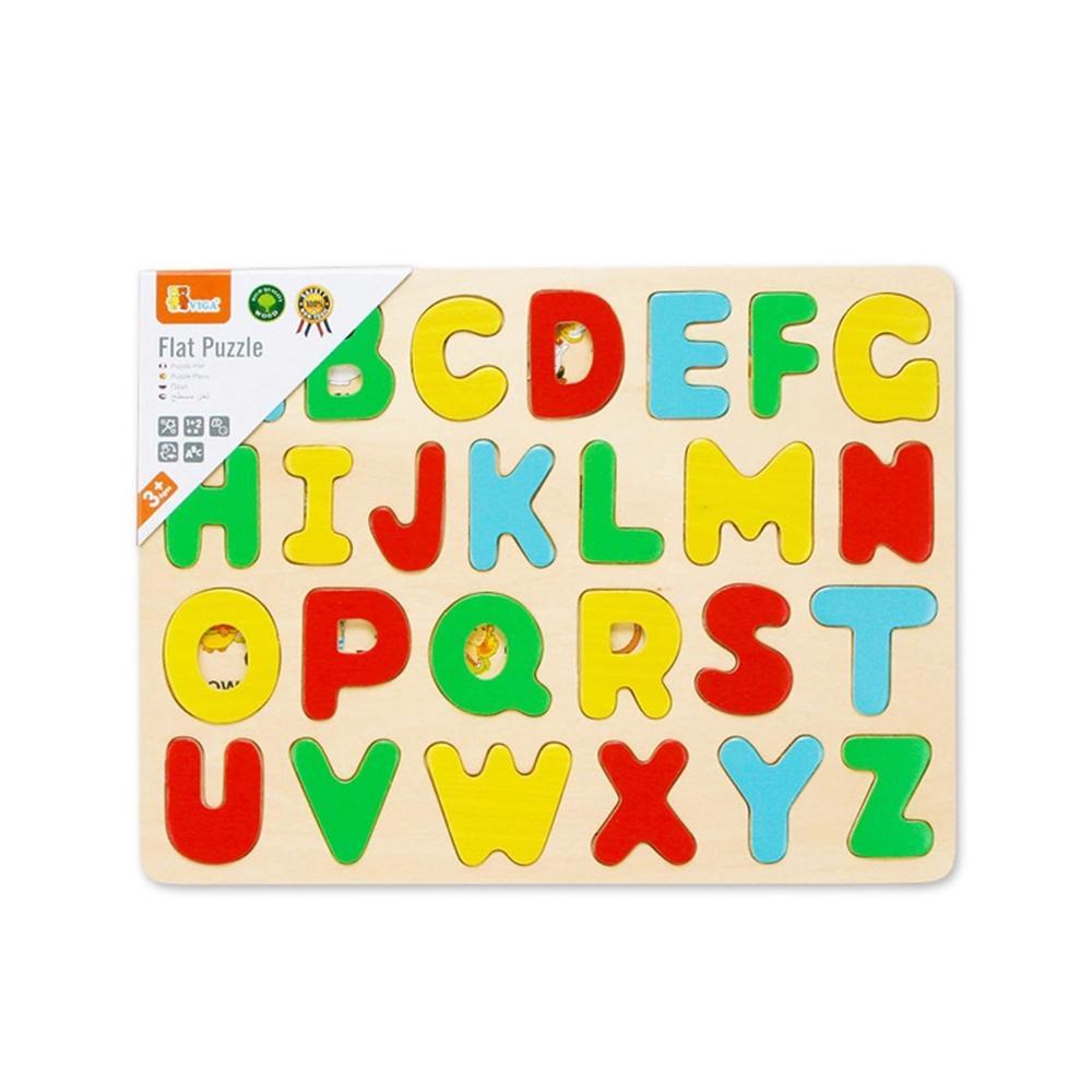 선물 유아 어린이 놀이 ABC 퍼즐 3세 아이 장난감 퍼즐 블록 블럭 장난감 유아블럭