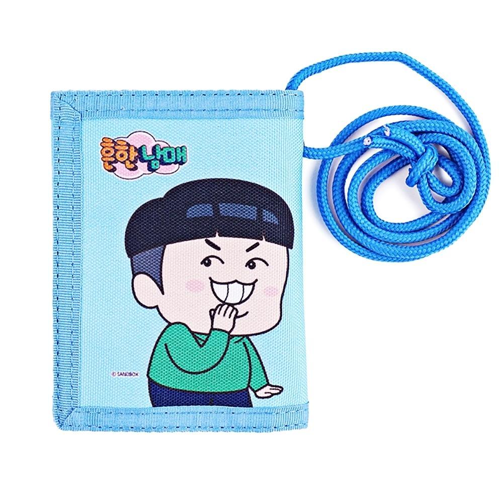 흔한남매 냐하 목걸이3단지갑 (614009) 잡화 생활잡화 캐릭터 캐릭터상품 생활용품