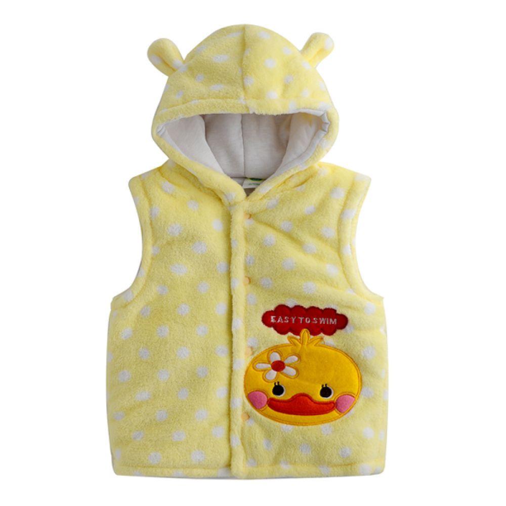 아기새 유아 조끼(6-12개월) 202409 수면조끼 아기조끼 신생아조끼 조끼 엠케이 조이멀티