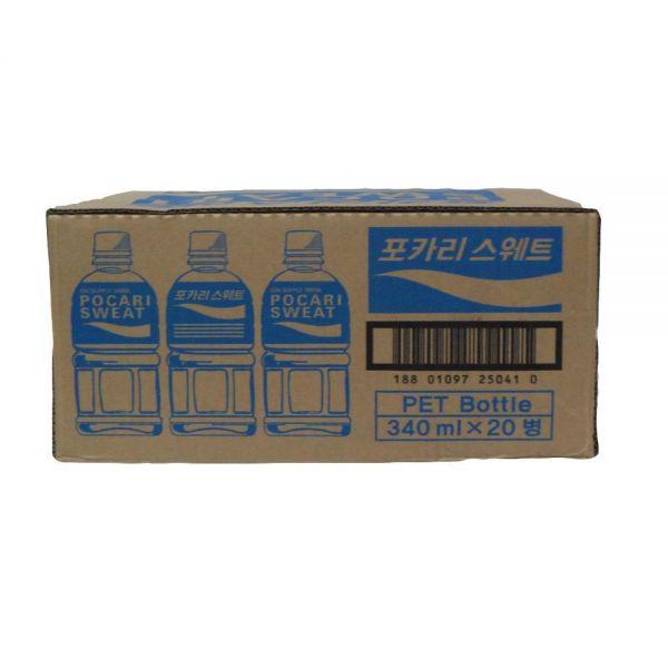 동아오츠카 포카리스웨트 음료수도매 340mlX20PET 업소용음료수 음료도매 캔마켓 업소용캔음료 업소용음료 음료수도매사이트 캔음료 음료유통