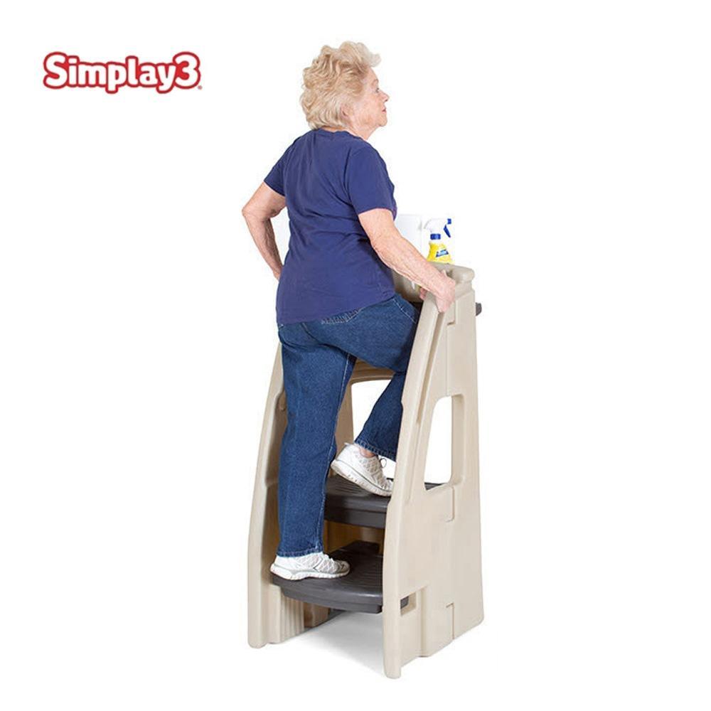 스툴 아이 놀이 다용도 안전 디딤대 계단 스텝 유아원 장난감 아이놀이 어린이선물 유아장난감