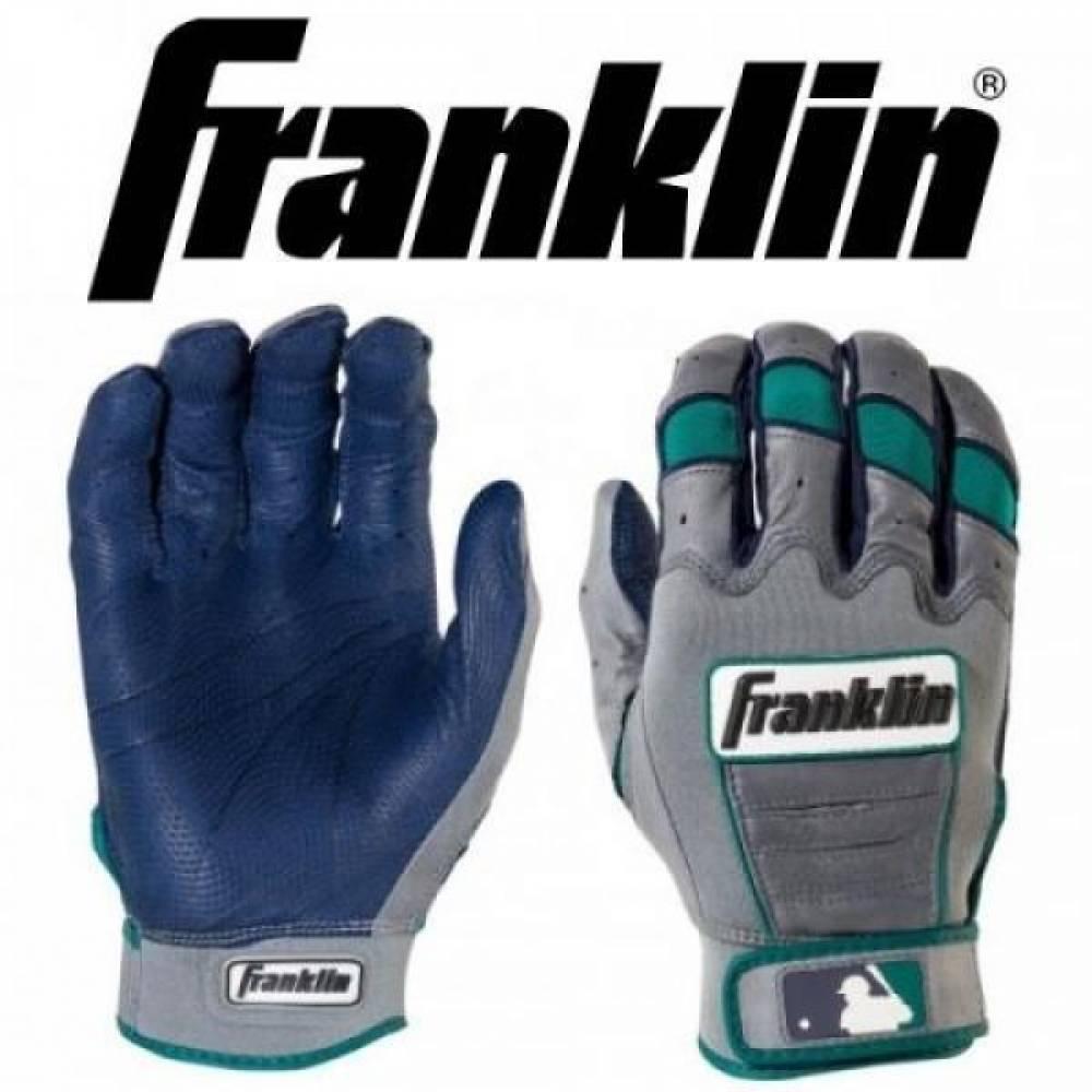 프랭클린 로빈슨 카노 배팅장갑 20664 (네이비 그레이 청록) 배팅장갑 타격장갑 타자장갑 야구용품 야구장갑