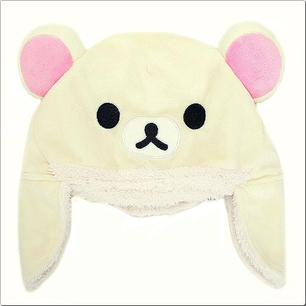 코리락쿠마 겨울모자(626264) 캐릭터 캐릭터상품 생활잡화 잡화 유아용품