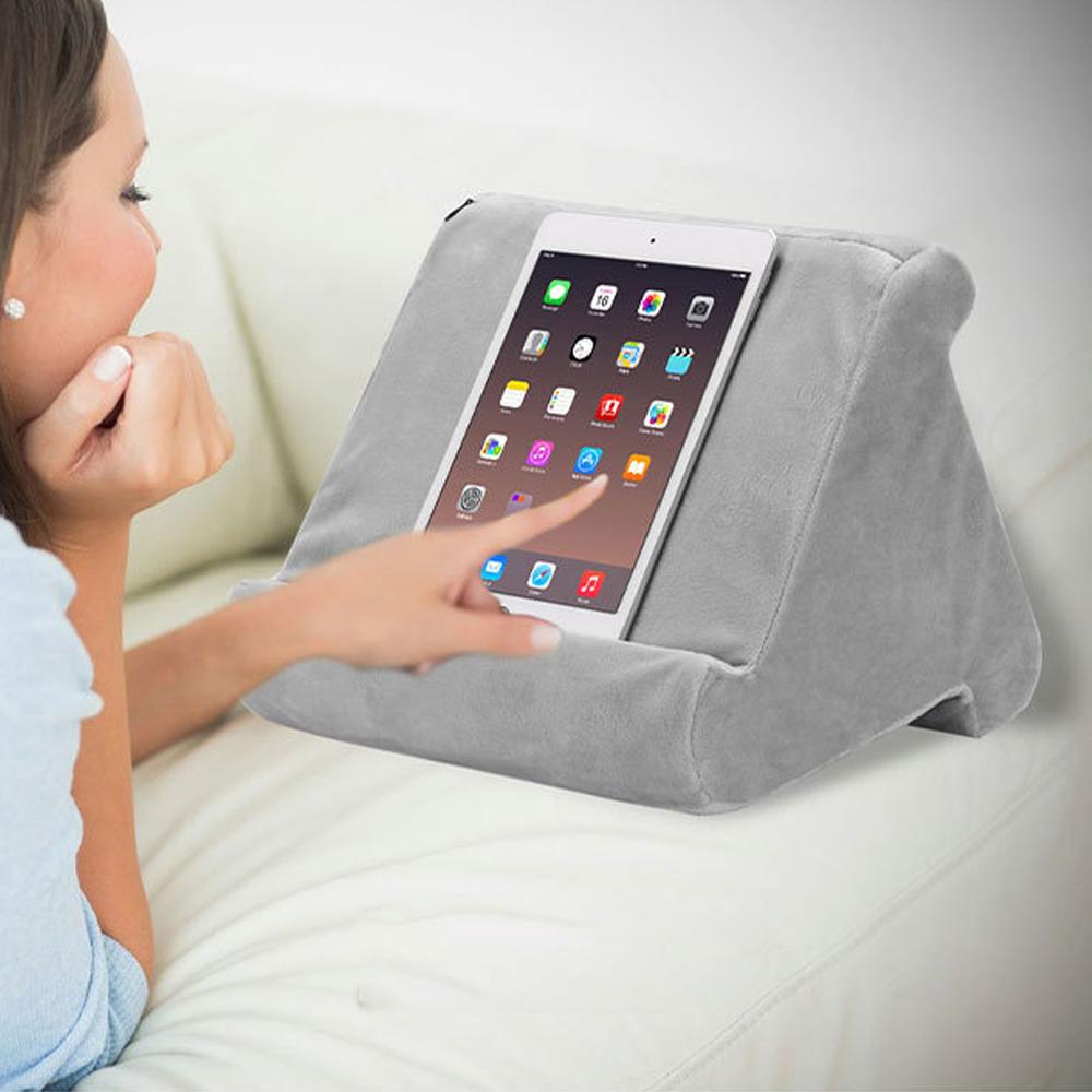 침대 책상용 스마트폰 태블릿 스탠드 쿠션 거치대 스마트폰거치대 태블릿거치대 침대거치대 쿠션거치대 태블릿스탠드
