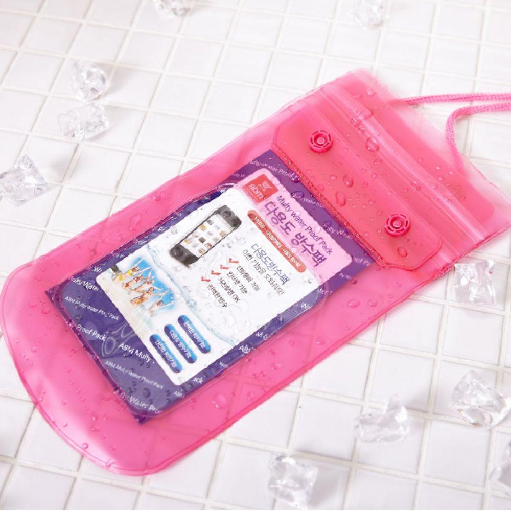 방수팩 핑크 물놀이 스마트폰 방수케이스 방수백 방수백 방수팩 방수케이스 스마트폰 물놀이