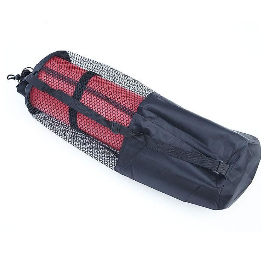 아이워너 망사 요가매트 가방 16mm미만용 블랙 헬스용품 트레이닝용품 홈트레이닝용품 스포츠매트 요가매트 트레이닝매트 에어로빅매트 요가용품 필라테스매트 요가매트가방