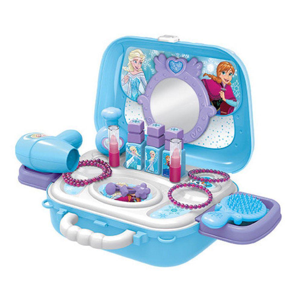 겨울왕국 뷰티백 화장대 장난감 아기장난감 아기선물 유아장난감 애기선물 어린이장난감 어린이선물 인형놀이 보드게임 역할놀이