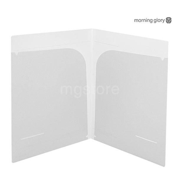 1700 도톰한 투포켓화일 X 6ea 모닝글로리 파일 봉투화일 레일화일 디자인화일