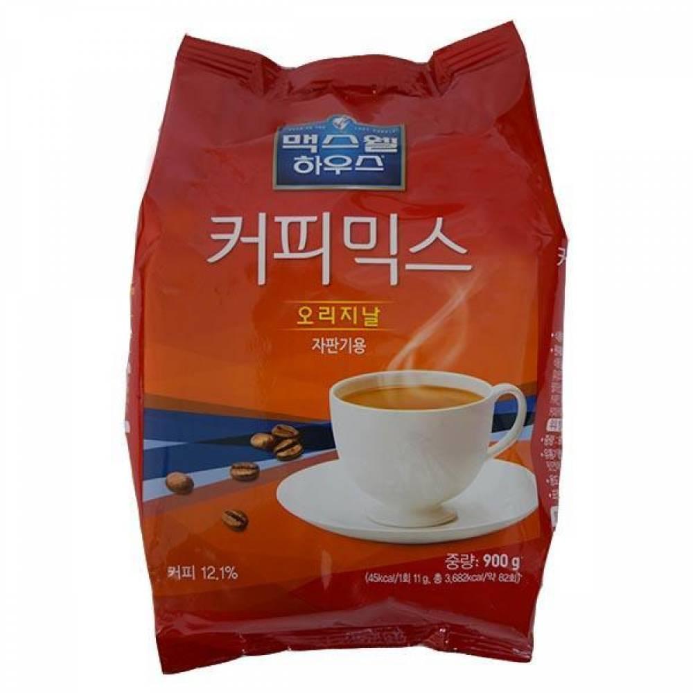 맥스웰 오리지널 자판기용900g 커피 커피믹스 동서식품 맥심 가공식품