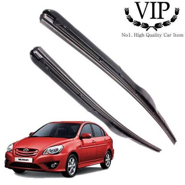 뉴베르나 VIP 그라파이트 와이퍼 550mm400mm 세트 뉴베르나와이퍼 자동차용품 차량용품 와이퍼 자동차와이퍼 차량용와이퍼