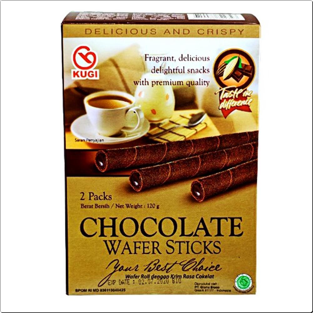 (스낵) 쿠기 와퍼스틱 120g (초콜릿맛)(822723) 캐릭터 캐릭터상품 생활잡화 잡화 유아용품