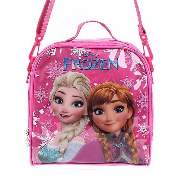 어린이 가방 FR0048 겨울왕국엘사비치백 딥핑크 S 어린이크로스백 가방 유아가방 어린이백팩 예쁜어린이가방
