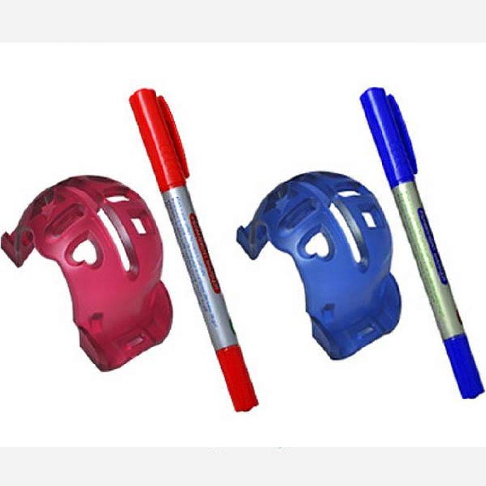 일본 기능성 골프티 아트라인 볼라이너(블루) 볼라이너와 유성펜 정확한 퍼팅 성공율 증대 골프 용품 연습 패션 필드