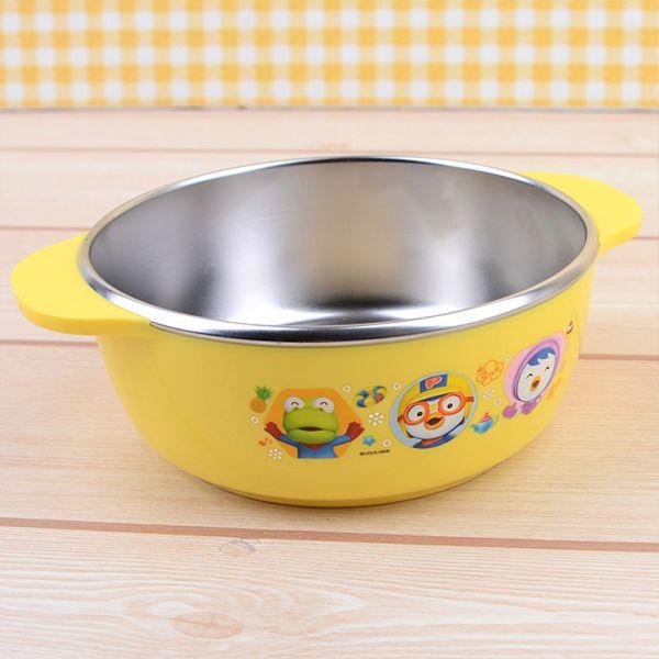 캐릭터 스텐 양수 대접 아동식기 아동식판 어린이그릇 아동식기 유아식기 아동식판 유아식판 유아동식기
