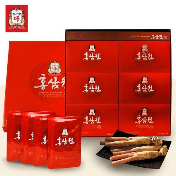 홍삼원 50ml×30포 (반품불가) 명절 추석 선물세트 홍삼원 50ml 30포 명절 추석 선물세트