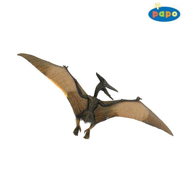 파포 (공룡 모형완구) 프테라노돈 (55006) 동물모형 공룡 모형완구 완구 프테라노돈