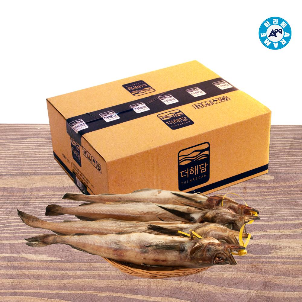 절단코다리 (중M 10kg) 코다리 동태 양미리 생물양미리코다리 임연수 반건조생선 동해안생선