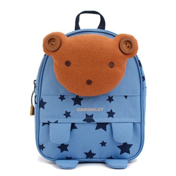 어린이 가방 MA0643모모앨리포니백팩 블루 S 가방 아동가방 어린이보조가방 책가방 유아가방 어린이가방 캐릭터가방 예쁜가방 편한가방 어린이백팩