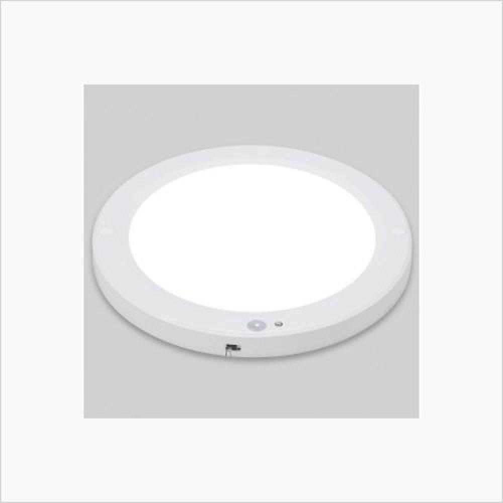 인테리어조명 원형 LED센서등 엣지 20cm 20W 주광색 철물용품 인테리어조명 LED벌브 LED전구 전구 조명 램프 LED램프 할로겐램프 LED등기구