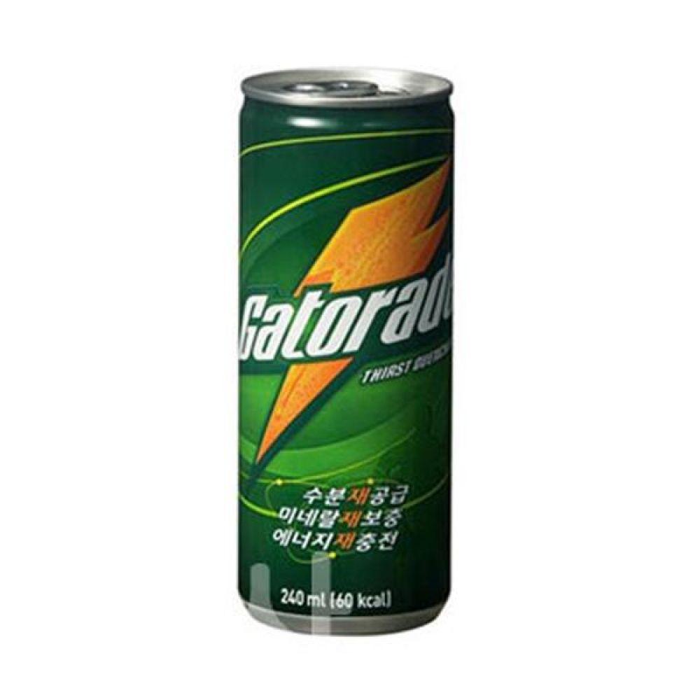 (이온음료)게토레이 240ml x 30캔 믿을 수 있는 정품 정량 음료 음료수 음료수도매 이온음료 게토레이