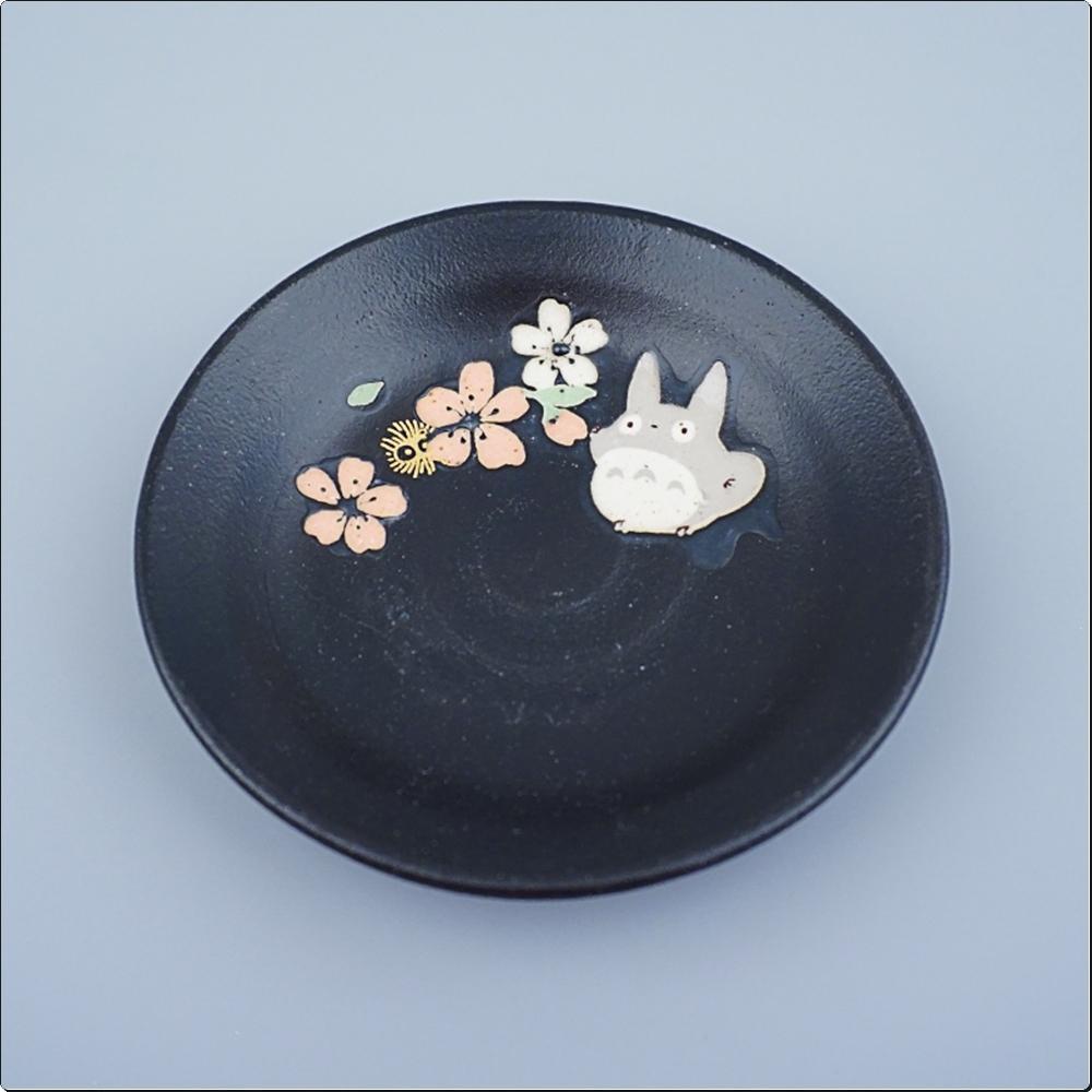 토토로 접시(소) (도자기)(일)(308857) 캐릭터 캐릭터상품 생활잡화 잡화 유아용품