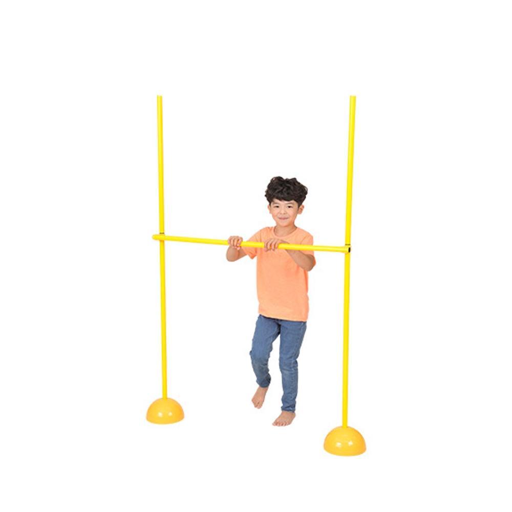 용품 신체 놀이 유아 체육 교구 림보세트 L 아이 학습 키더스 체육교구 신체놀이 유아체육 유아체육교구