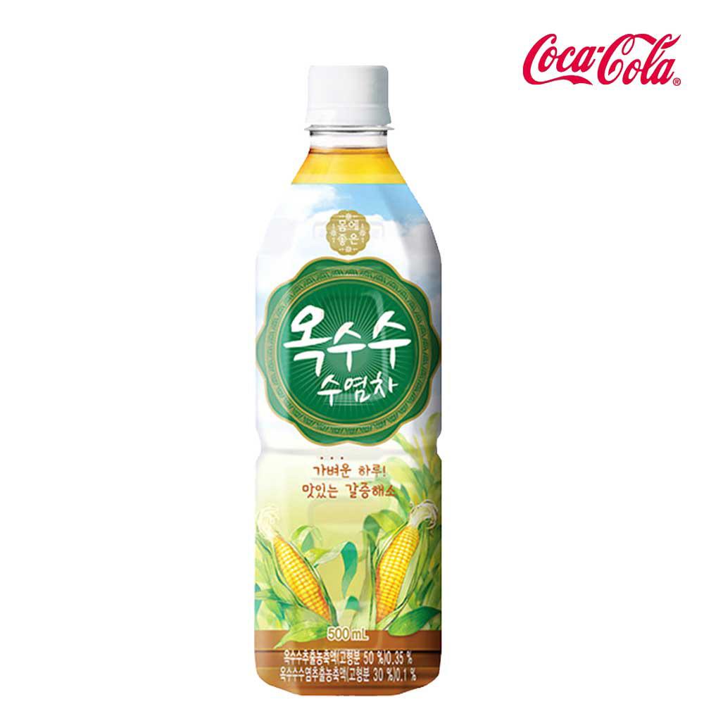 몸에 좋은 옥수수수염차 500ml x 24개 음료 수염차 옥수수음료수 옥수수차 옥수수음료 음료수