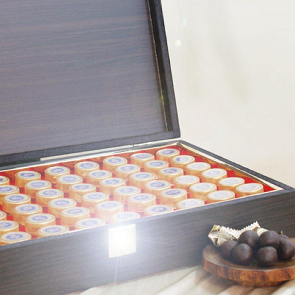 종근당 황보환(3.75x60환) 녹용 산수유 인삼 감초 넉넉한 양 이중포장 선물용 고급포장 건강 식품 부모님 선물 캡슐