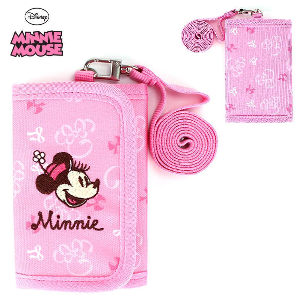 윙하우스 미니마우스 목걸이 지갑 목걸이 지갑 아동지갑 어린이 학생지갑