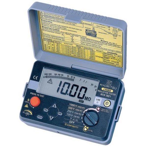 교리쯔 절연 저항계(디지털) 4160717 절연저항계 절연저항 절연저항측정 측정공구 측정