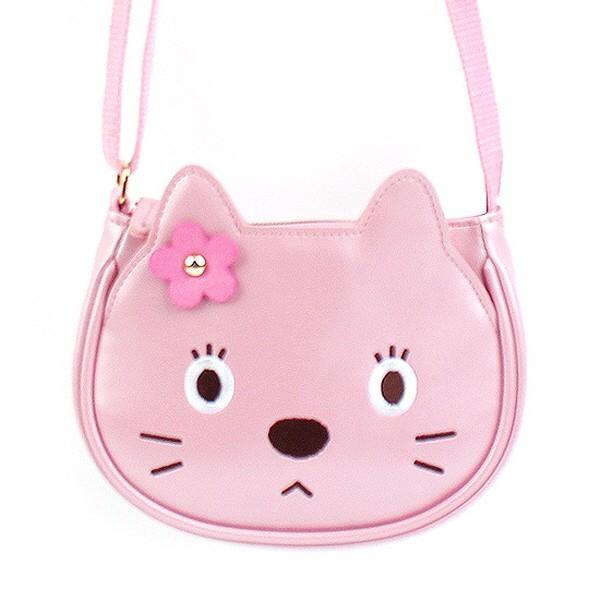 어린이 가방 WT0182 샐리캣쁘띠크로스 핑크 XS 아동가방 아동손가방 아동크로스 핸드폰가방 손가방 예쁜손가방 이쁜손가방 패션손가방 패션크로스 크로스백