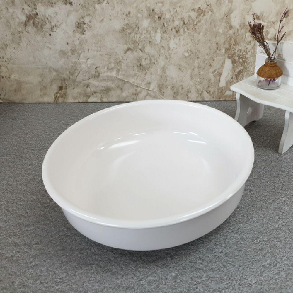 뷔페볼 대 그릇 접시 식당그릇 뷔페접시 주방용품 접시 뷔페그릇 주방용품 그릇 식당그릇