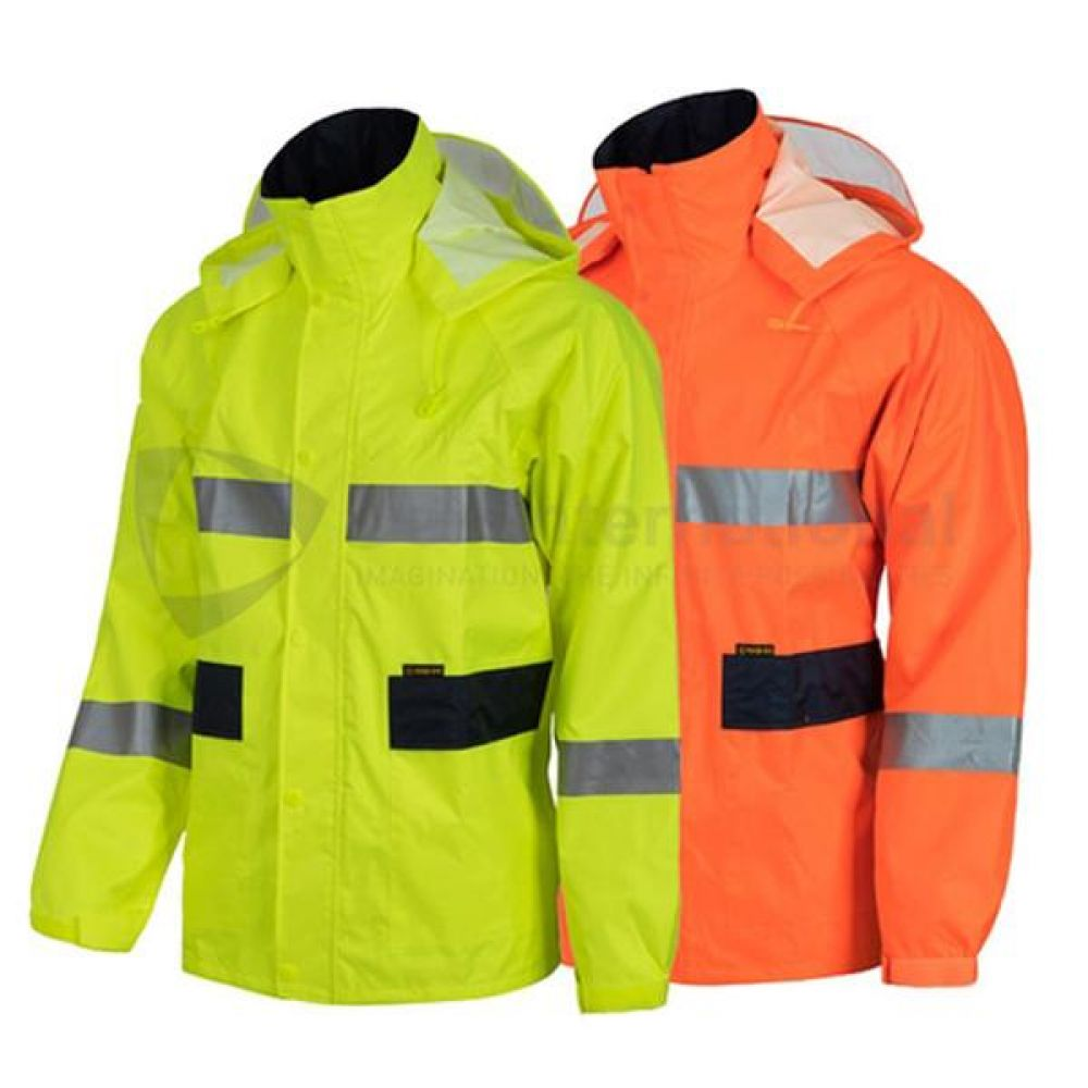 제비표 우의 Si-911 산업용 우비 비옷 개인보호구 보호복 우의 비옷 분리식우의 남성레이코트 남성비옷