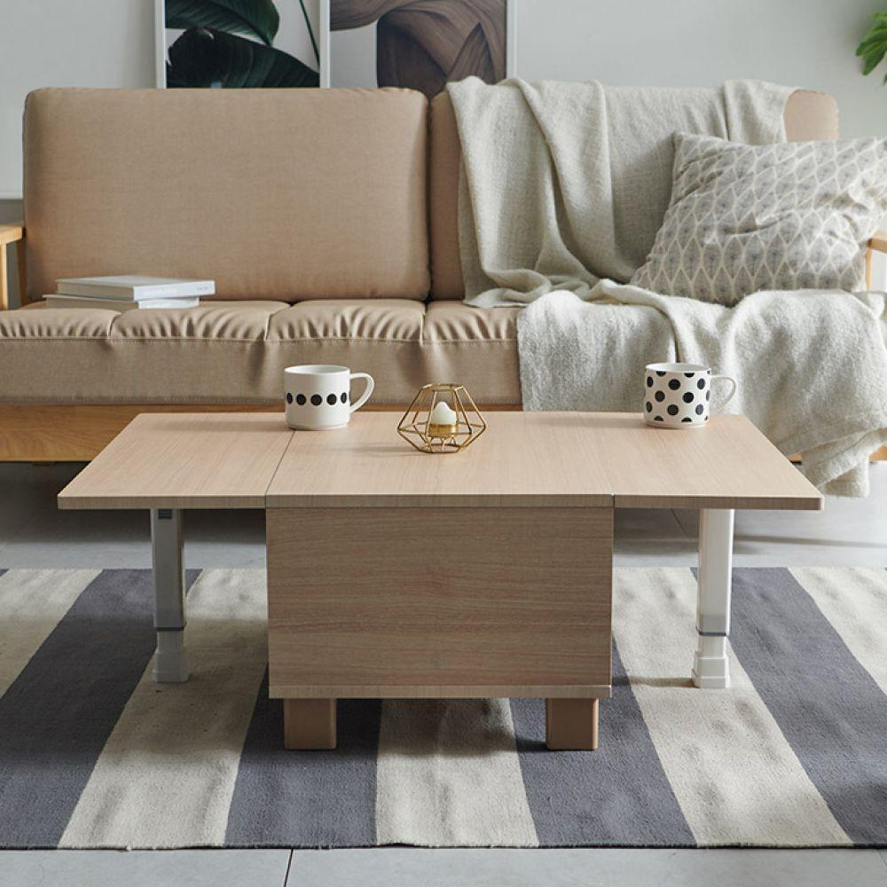 나비 다용도 접이식 테이블 테이블 거실테이블 사이드테이블 티테이블 식탁 리프트테이블 소파테이블