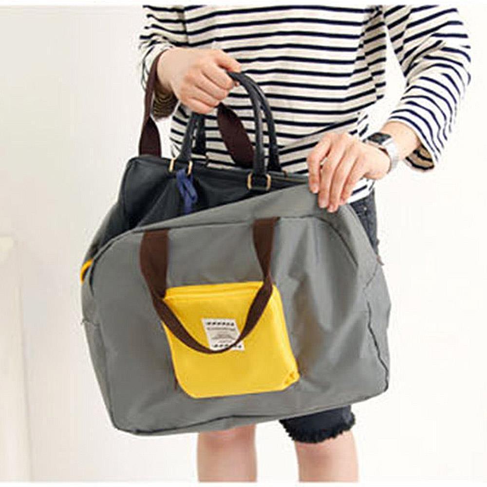 여행용 폴딩백 생활방수 보스턴백 접이식 포켓가방 포켓가방 여행보조가방 포켓백 접이식보조가방 폴딩가방