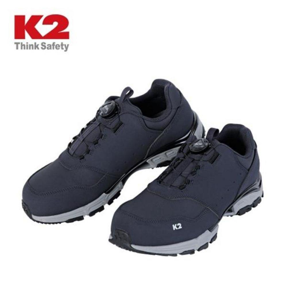 K2 K2-83 다이얼 4in 보통작업용 단화 안전화 작업화 안전화 K2 케이투 단화 가죽안전화 보아 작업화 현장화 작업신발