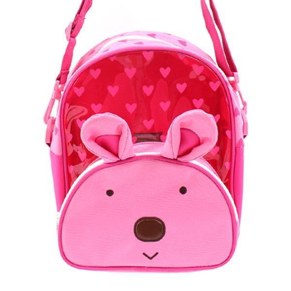 어린이 가방 WT0187 러브슈비치백 핑크 S 어린이크로스백 가방 유아가방 어린이백팩 예쁜어린이가방