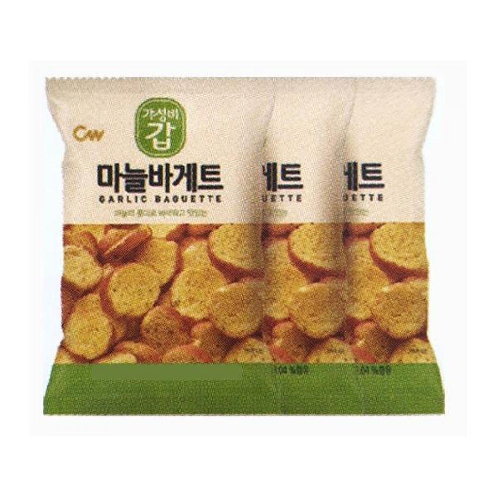 청우)마늘바게트110g(CW065) 문구용품 사무용품 식용품 스낵 과자 칩 쿠키 파이