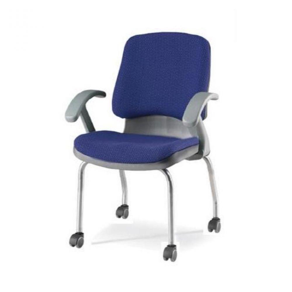 회의용 바퀴의자 팬텀(중) 팔유(올쿠션) 569-PS1006 사무실의자 컴퓨터의자 공부의자 책상의자 학생의자 등받이의자 바퀴의자 중역의자 사무의자 사무용의자