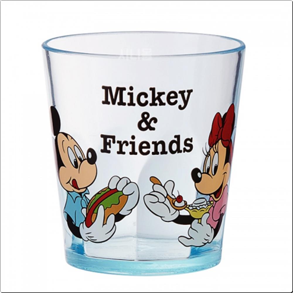 디즈니 미키마우스 아크릴컵(블루)(일)(422034) 캐릭터 캐릭터상품 생활잡화 잡화 유아용품