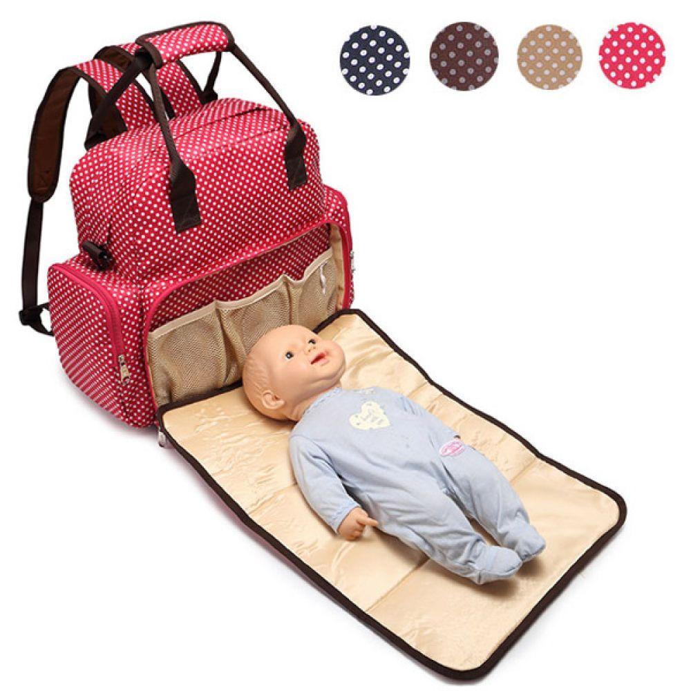 엄마와아기의 기저귀 가방 203297 기저귀가방 유모차가방 출산가방 기저귀백팩 국민기저귀가방