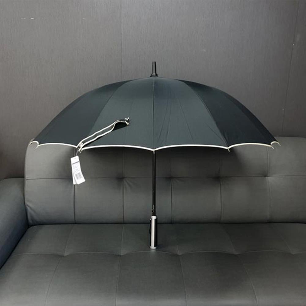 장우산 블랙 자동 선물용우산 고급우산 성인용우산 심플우산 고급우산 장우산 선물용우산 남성장우산