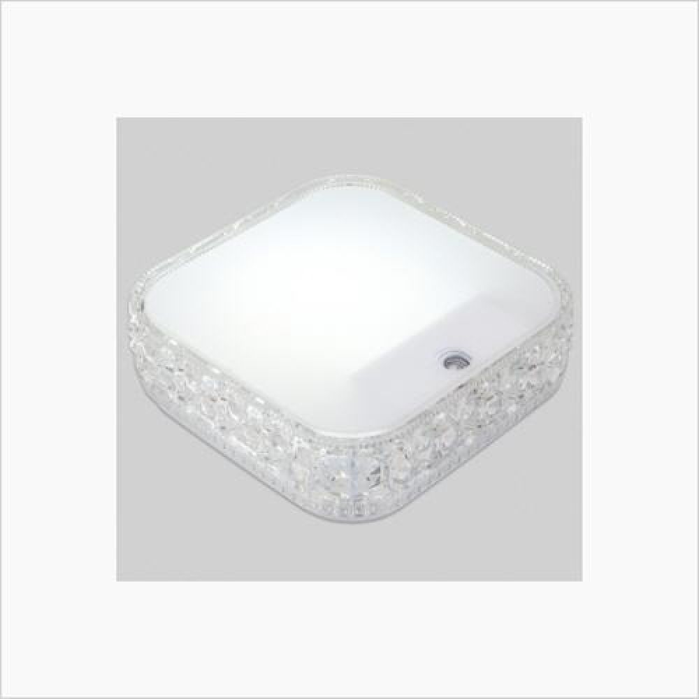 사각 LED센서등 아크릴프라임 확산형 롱샤인 12W 철물용품 인테리어조명 LED벌브 LED전구 전구 조명 램프 LED램프 할로겐램프 LED등기구