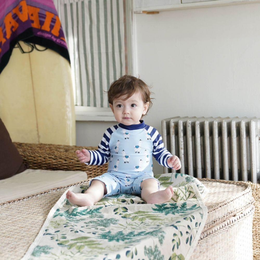 라마 친구 유아 래쉬가드(1-6세) 203812 아기래쉬가드 유아래쉬가드 자외선차단래쉬가드 신생아래쉬가드 래쉬가드