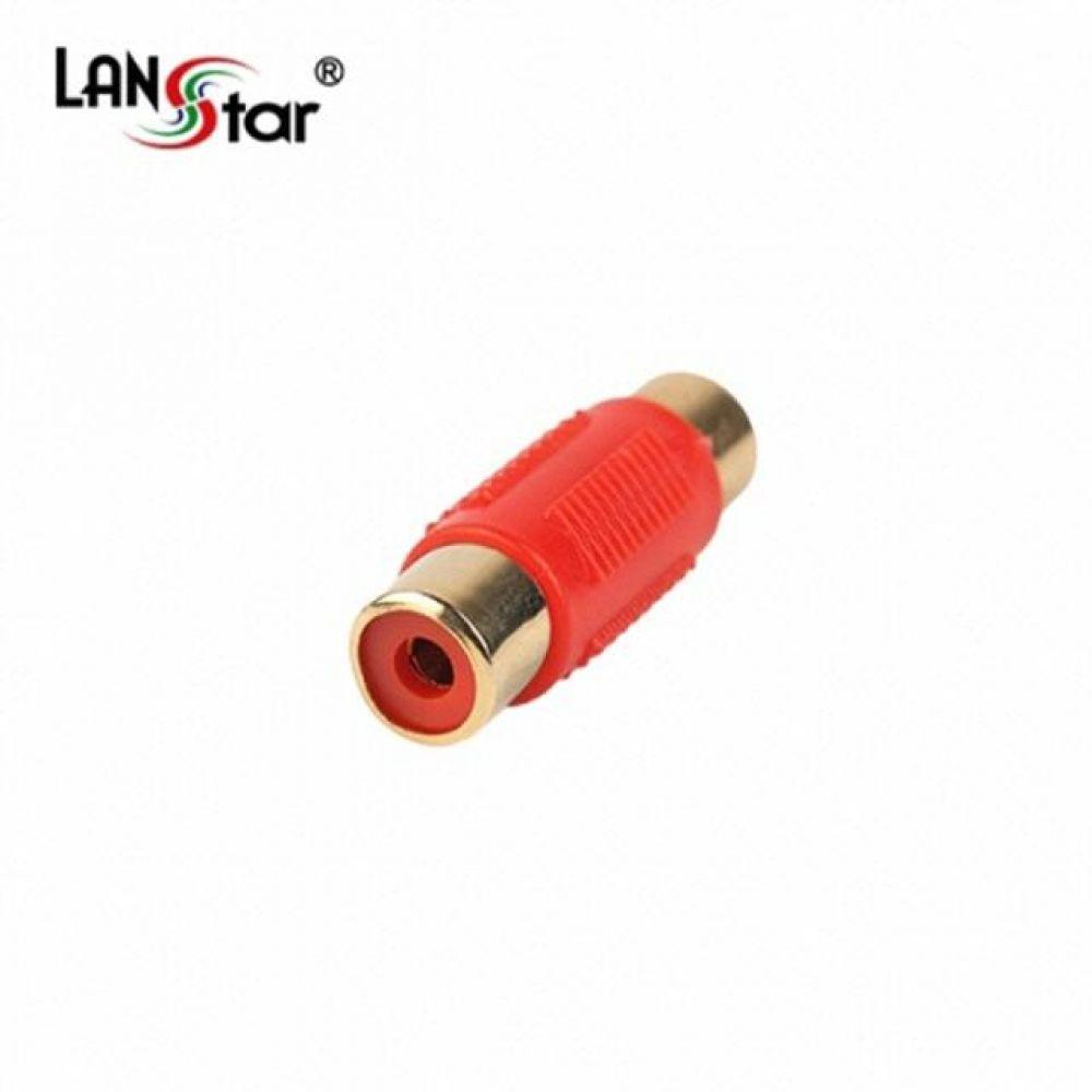 20001 LANstar AV 변환젠더 1RCA FF 빨강 컴퓨터용품 PC용품 컴퓨터악세사리 컴퓨터주변용품 네트워크용품 c타입젠더 휴대폰젠더 5핀젠더 케이블 아이폰젠더 변환젠더 5핀변환젠더 usb허브 5핀c타입젠더 옥스케이블