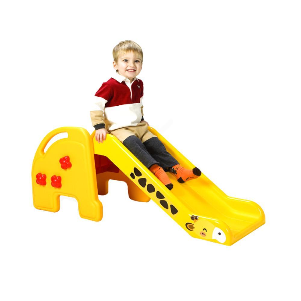 어린이집 아이 유아 장난감 기린 미끄럼틀 유아원 유아원 장난감 3살장난감 4살장난감 5살장난감