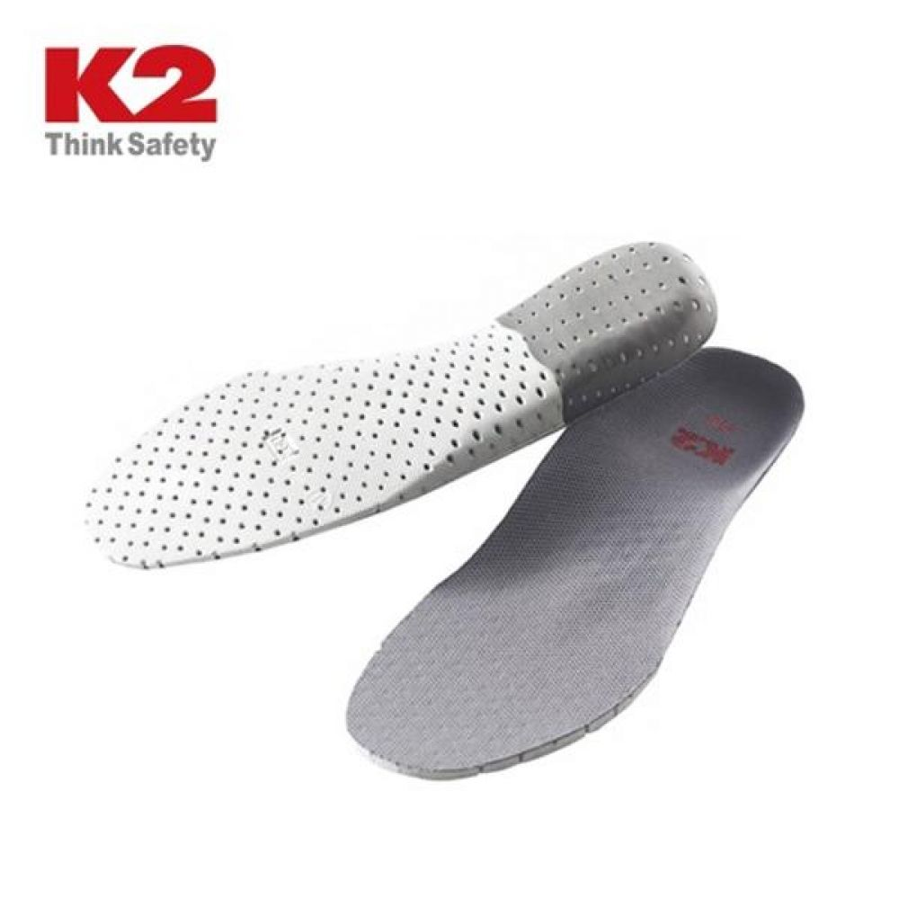 K2 프리미엄 인솔 SBA13902 신발깔창 안전화 K2 케이투 안전화깔창 기능성깔창 기능성신발깔창 작업화깔창 운동화깔창 구두깔창