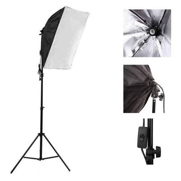 미니스튜디오 개인방송 사진 촬영조명 1구세트(Cityo LED)
