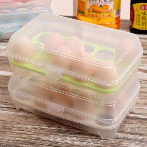 15구 달걀트레이 계란용기 계란보관케이스